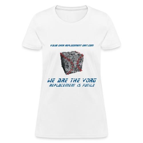 VORG CUBE WOMEN'S T-SHIRT - Women's T-Shirt