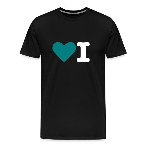LOVE I DO - Men's Premium T-Shirt