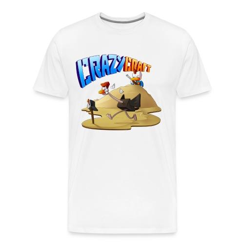 TShirtFINAL.png - Men's Premium T-Shirt