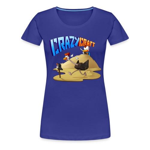 TShirtFINAL.png - Women's Premium T-Shirt