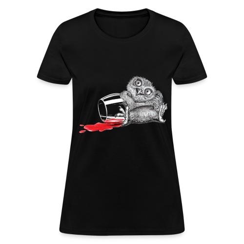 Tipsy Owl - Women's T-Shirt
