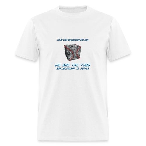 VORG CUBE MEN'S T-SHIRT - Men's T-Shirt