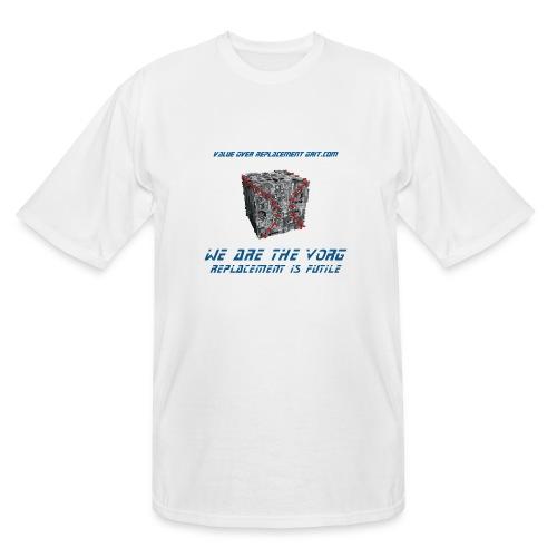 VORG CUBE TALL MEN'S T-SHIRT - Men's Tall T-Shirt