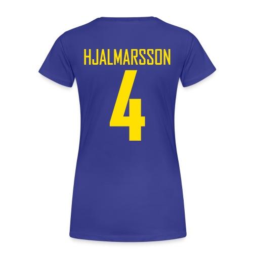 TRE MEATBALL Women's Shirsey - Blue - Women's Premium T-Shirt