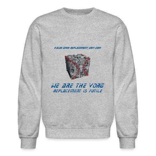 VORG CUBE MEN'S SWEATSHIRT - Crewneck Sweatshirt