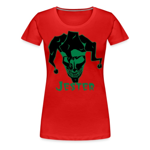 Jester (female) - Women's Premium T-Shirt