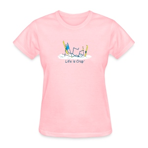 Ski Crash - Womens Classic T-Shirt - Women's T-Shirt