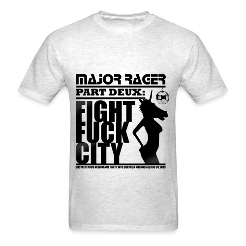 Major Rager Party T-Shirt - Men's T-Shirt