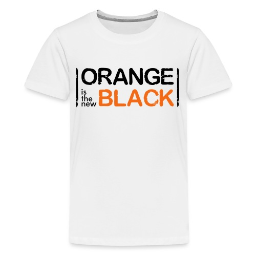Orange is The New Black - Kids' Premium T-Shirt