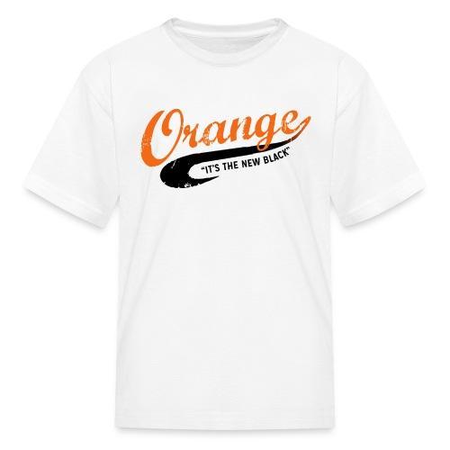 Orange is The New Black - Kids' T-Shirt