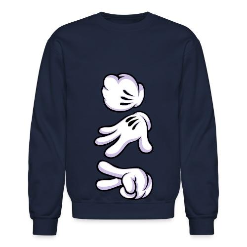 Rock, Paper, Scissors - Crewneck Sweatshirt