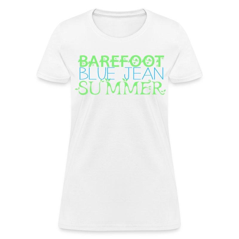 BBJP SUMMER - Women's T-Shirt