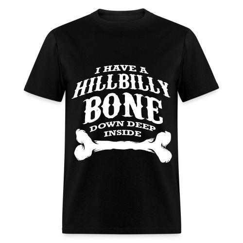 Hillbilly Bone Men's T-Shirt - Men's T-Shirt