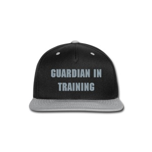 guardian in training hat VA - Snap-back Baseball Cap