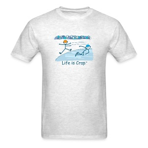 Speed Skate - Mens Classic T-Shirt - Men's T-Shirt