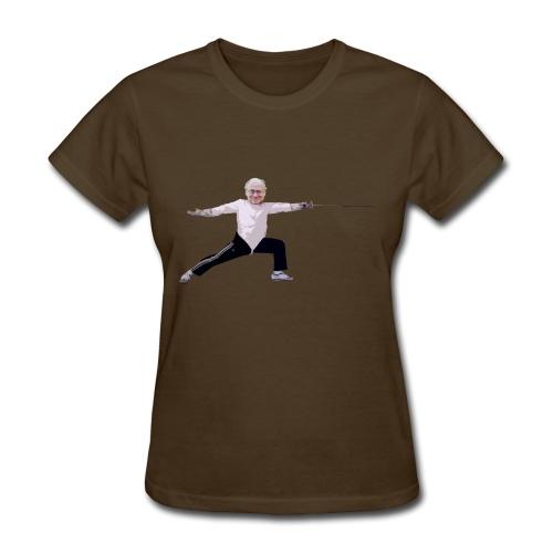 Pickett Fence (Women's) - Women's T-Shirt