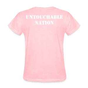 Untouchable Nation Womens Standard Tee - Women's T-Shirt