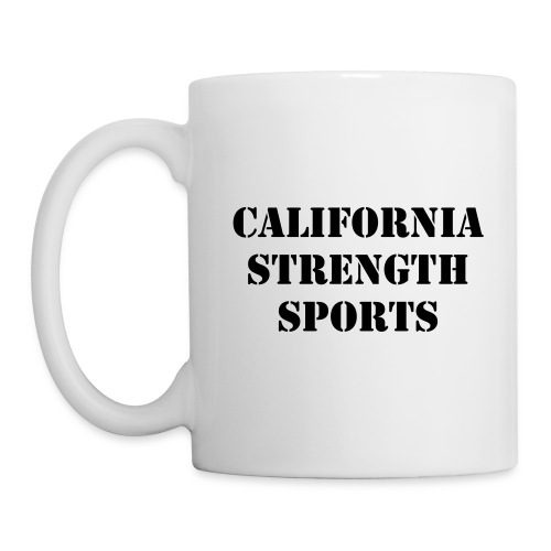 CA Strong Mug - Coffee/Tea Mug