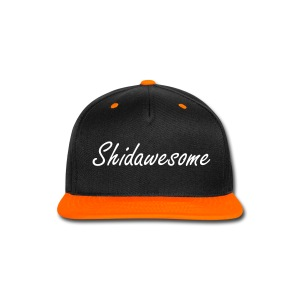Shidawesome Snapback - Snap-back Baseball Cap