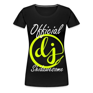 Shidawesome Girl T-Shirt - Women's Premium T-Shirt