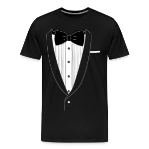 Da Tuxedo - Men's Premium T-Shirt