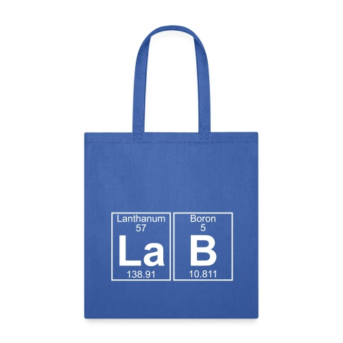 La-B (lab) - Full - Tote Bag
