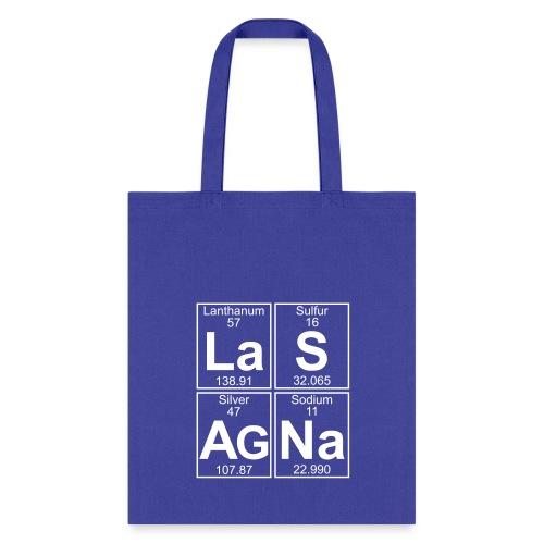 La-S-Ag-Na (lasagna) - Full - Tote Bag