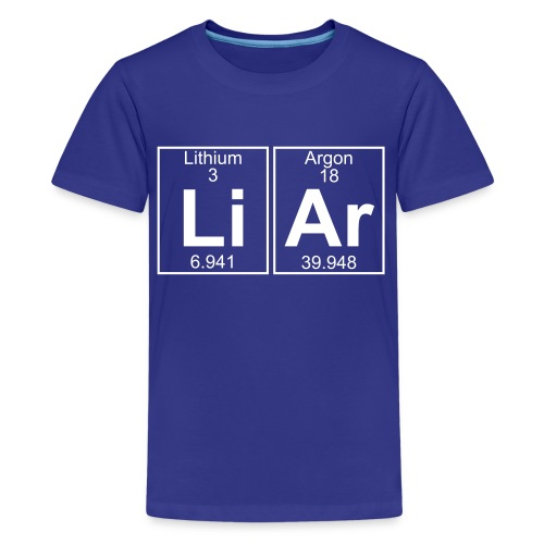 Li-Ar (liar) - Full - Kids' Premium T-Shirt