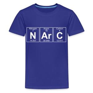 N-Ar-C (narc) - Full - Kids' Premium T-Shirt