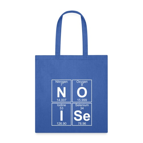 N-O-I-Se (noise) - Full - Tote Bag