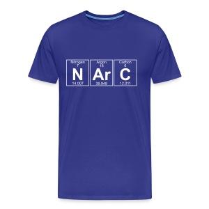 N-Ar-C (narc) - Full - Men's Premium T-Shirt