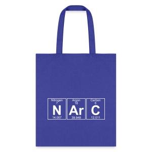 N-Ar-C (narc) - Full - Tote Bag