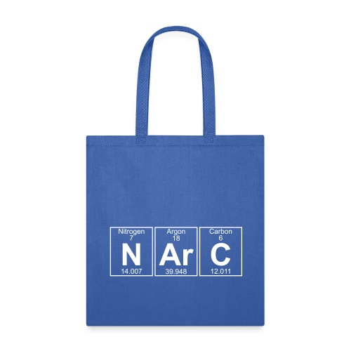 N-Ar-C (narc) - Full - Tote Bag