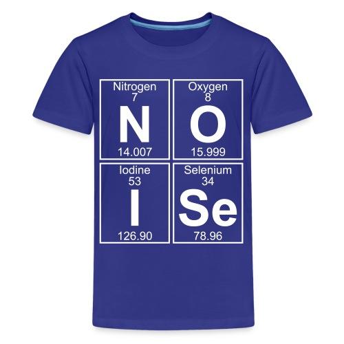 N-O-I-Se (noise) - Full - Kids' Premium T-Shirt
