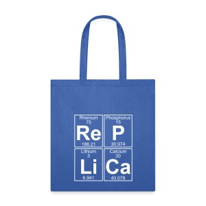 Re-P-Li-Ca (replica) - Full - Tote Bag