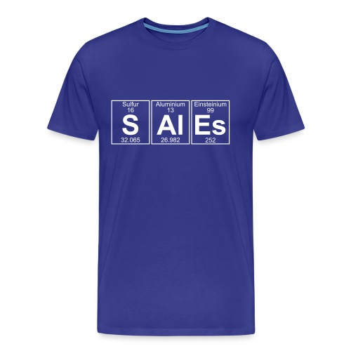 S-Al-Es (sales) - Full - Men's Premium T-Shirt