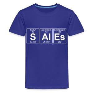 S-Al-Es (sales) - Full - Kids' Premium T-Shirt