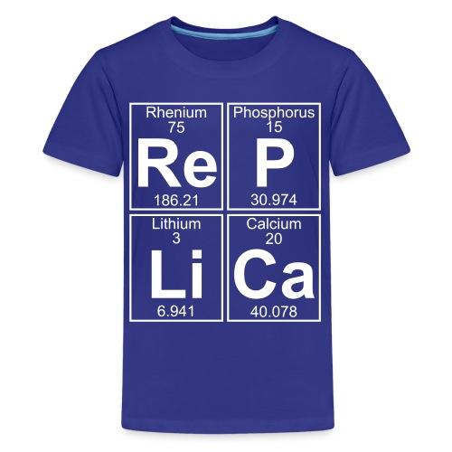 Re-P-Li-Ca (replica) - Full - Kids' Premium T-Shirt
