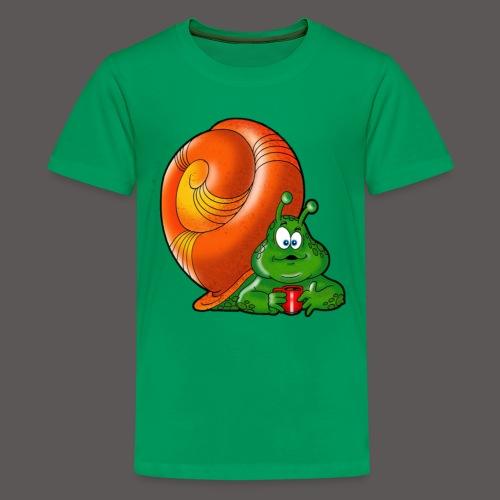 SID SNAIL - Kids' Premium T-Shirt
