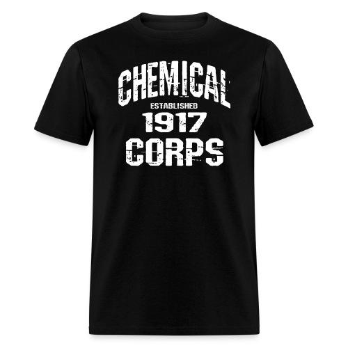 Chem Corps Est 1917 - Men's T-Shirt