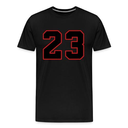 Like Mike 23 P.G - Men's Premium T-Shirt