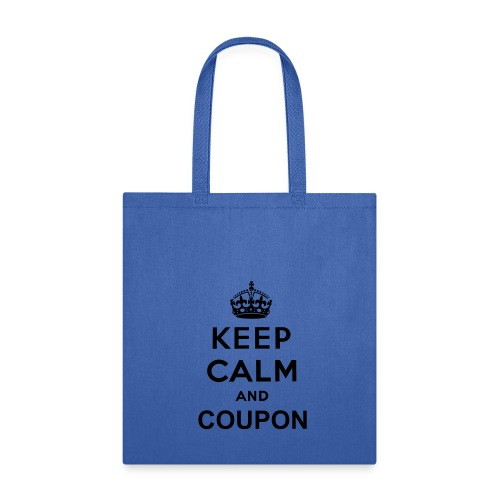 Coupon Lovers Tote - Tote Bag