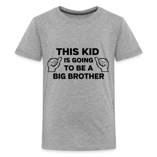 Future Big Brother Kids Tee - Kids' Premium T-Shirt