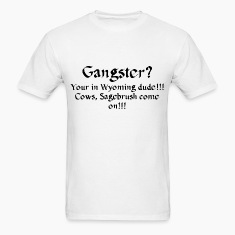 gangster T-Shirts