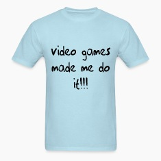 video_games T-Shirts