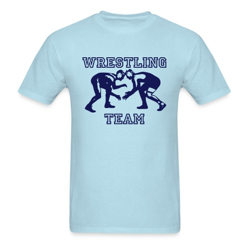 Wrestling Team Wrestlers - Men's T-Shirt