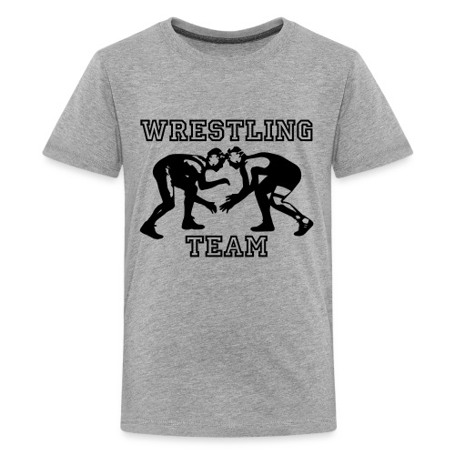Wrestling Team Wrestlers - Kids' Premium T-Shirt