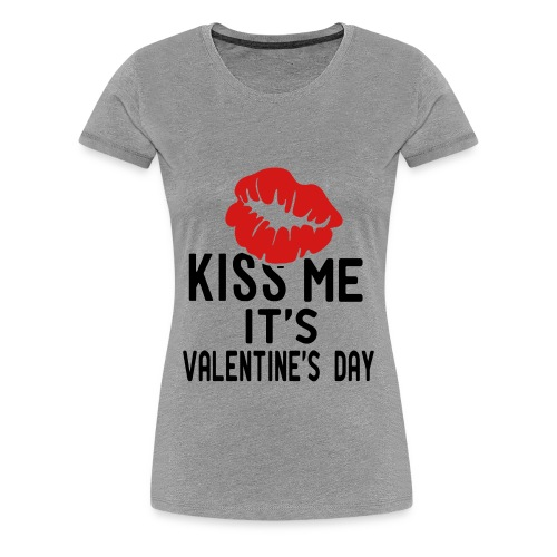 Valentines Tshirts - Women's Premium T-Shirt