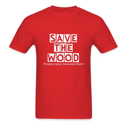 Save The Wood Classic - Men's T-Shirt