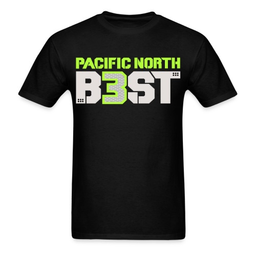Pacific North Best - Seahawks T-Shirt - Men's T-Shirt
